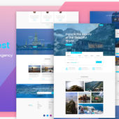 TourNest – Travel Agency template