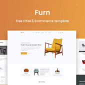Furn – Ecommerce template